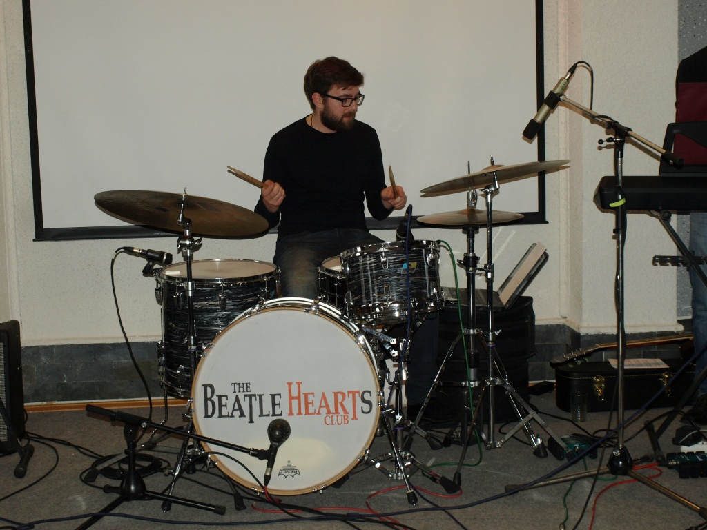 KONCERT - THE BEATLES