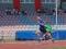 100m - běžecký luk
