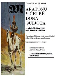 Maraton Don Quijote