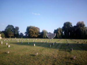 Židovský hřbitov Terezín